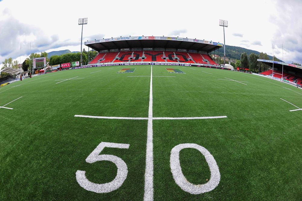 Stade Charles Mathon (Oyonnax)