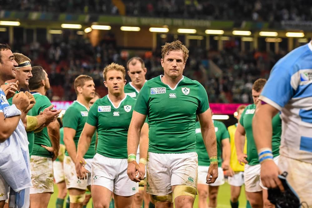 Irlande - Jamie Heaslip