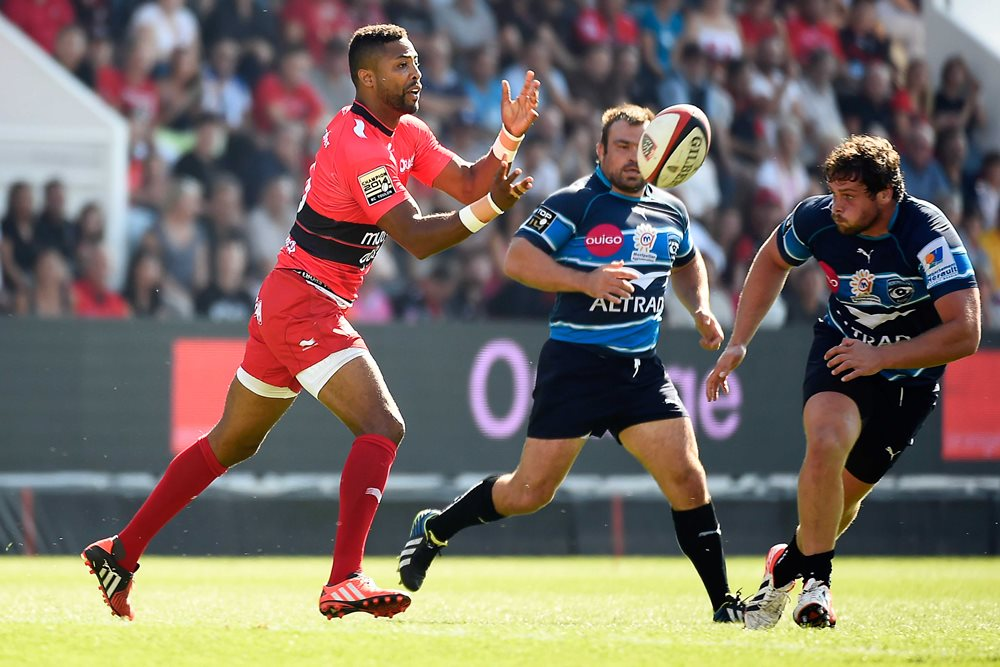 Delon ARMITAGE (Toulon-Montpellier)