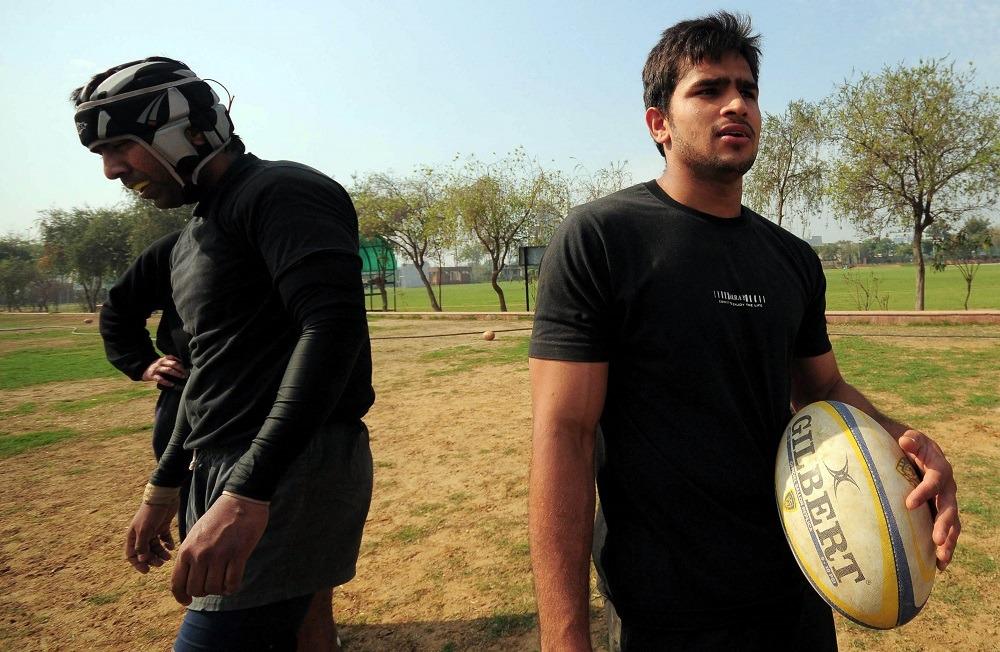 Club de rugby des Hurricanes de Delhi