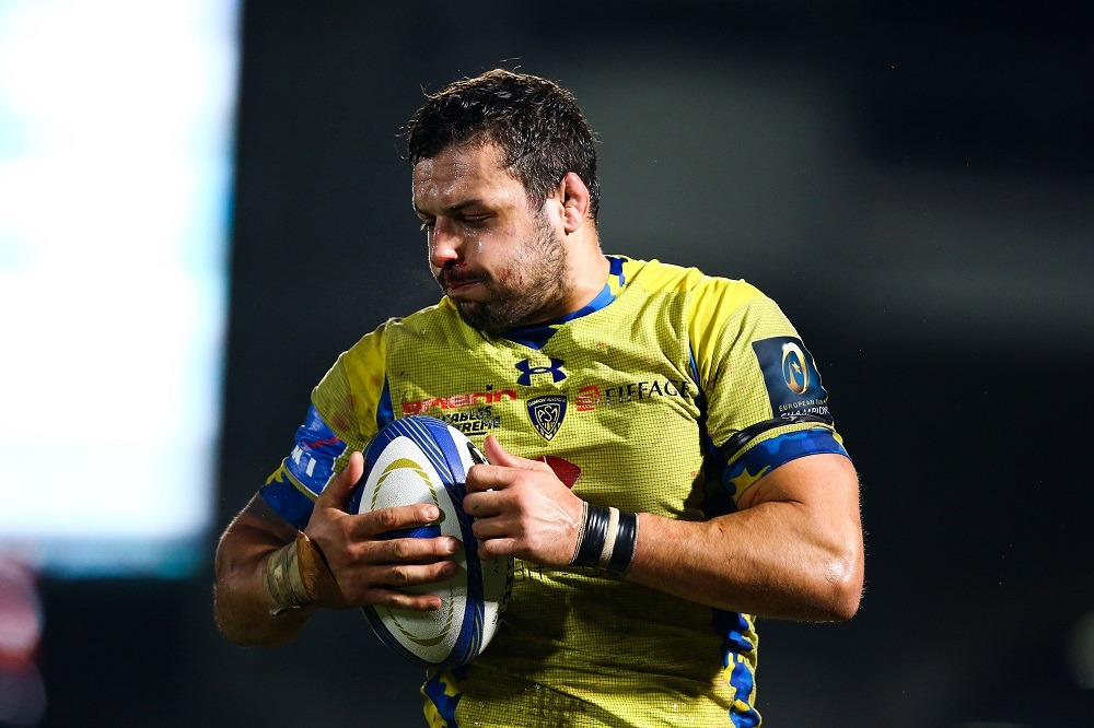 Damien Chouly (Clermont - Ospreys)