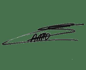 Signature Thomas Ramos