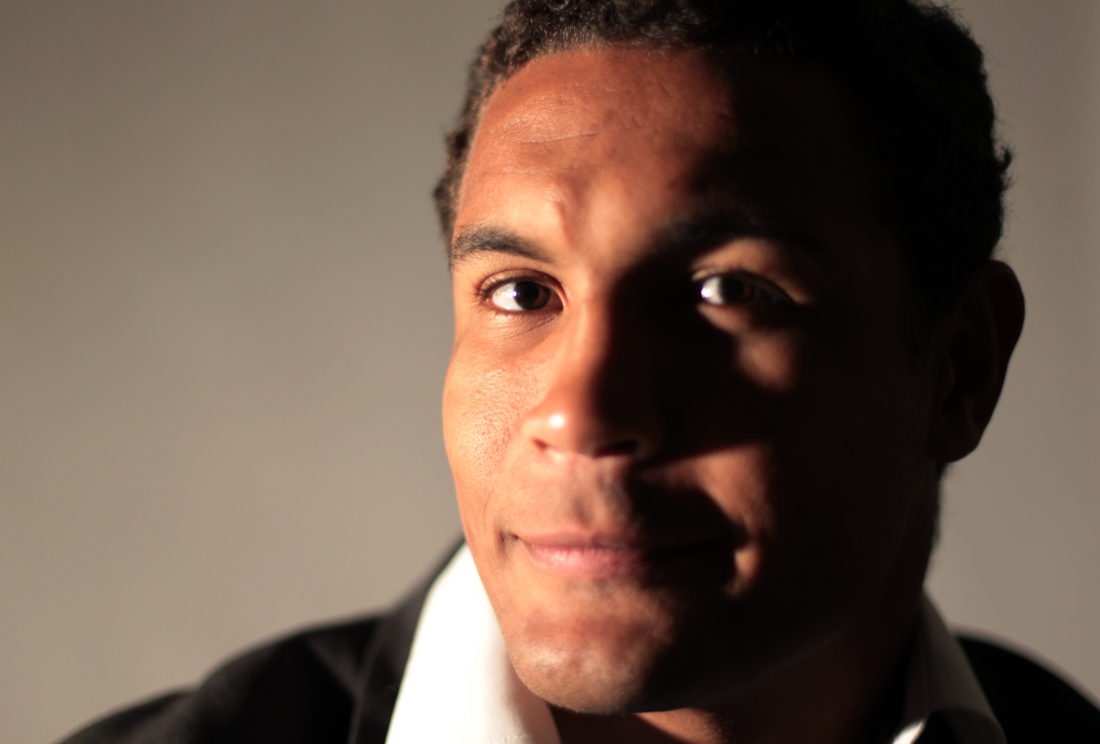 THierry DUSAUTOIR - 2012 - Magazine - Studio - Photo : Patrick Derewiany / Icon Sport